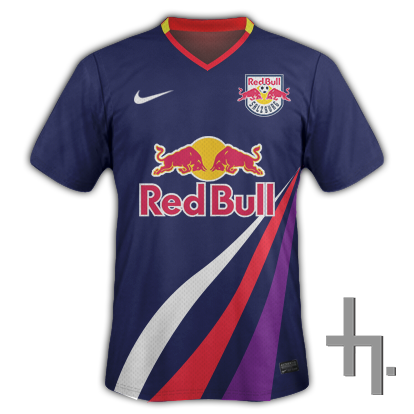 Red Bull Football Shirt