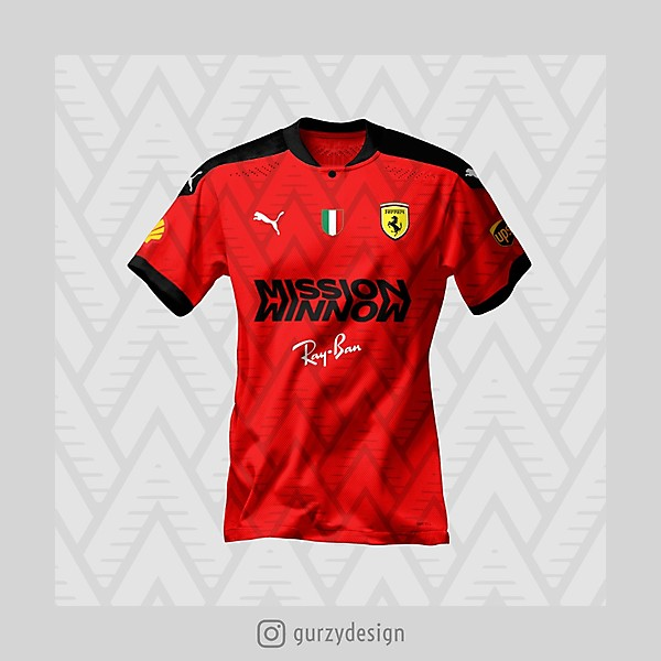 FERRARI - HOME KIT